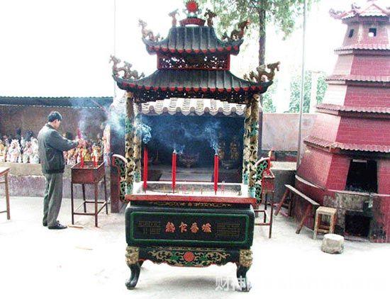 梅州财神宫